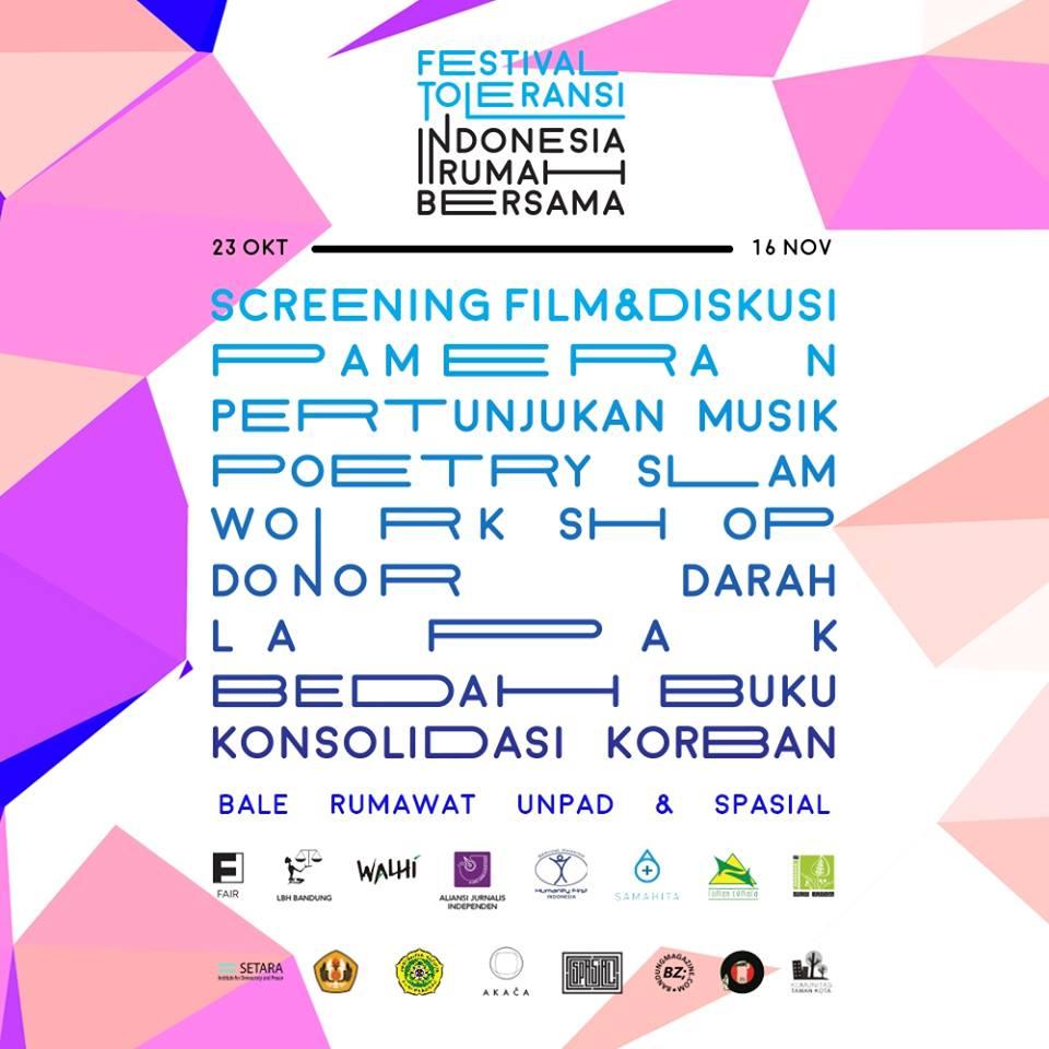 Festival Indonesia Rumah Bersama