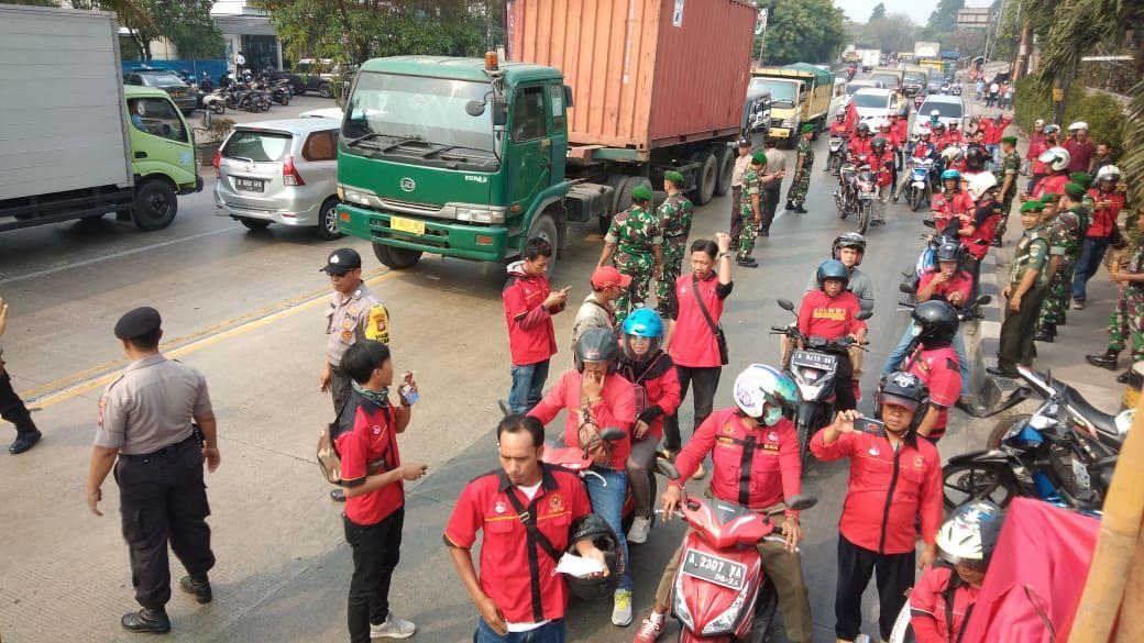Pernyataan Sikap : Mengutuk Represifitas Aparat Dalam Aksi Penolakan Revisi UU Ketenagakerjaan 2019