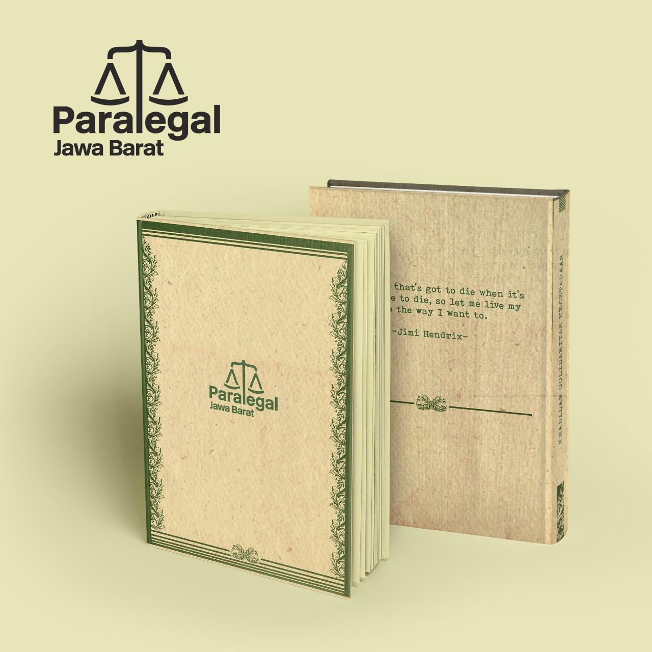 Buku Paralegal Jawa Barat 2019