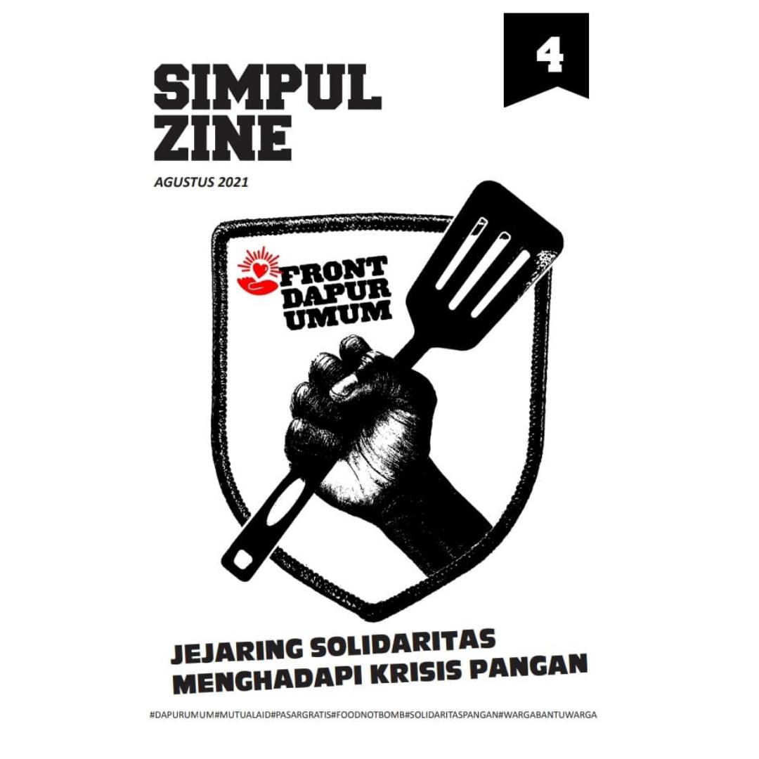 SIMPUL ZINE #4 : JEJARING SOLIDARITAS MENGHADAPI KRISIS PANGAN